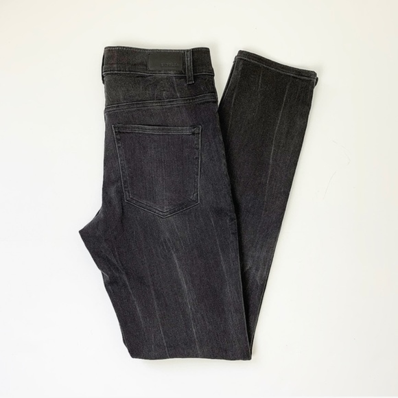 Express Denim - 2/$20 SALE NWT Express Black High Rise Ankle Jeans
